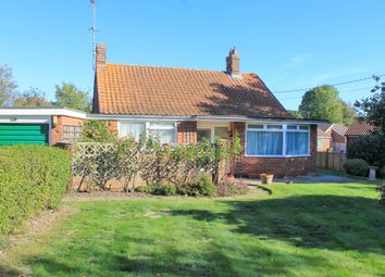 Thumbnail 2 bed detached bungalow for sale in Wangford Road, Reydon, Southwold
