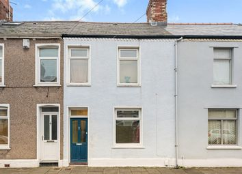 Thumbnail 2 bed terraced house for sale in Glamorgan Street, Canton, Cardiff