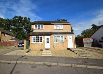 Thumbnail 2 bed semi-detached house for sale in Magellan Close, Stevenage, Hertfordshire