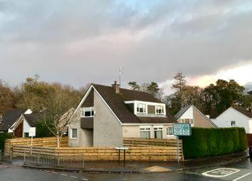 Thumbnail 4 bed detached house for sale in Lochwinnoch Road, Kilmacolm
