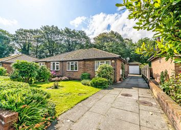 Thumbnail 2 bedroom semi-detached bungalow for sale in Westminster Close, Grappenhall, Warrington