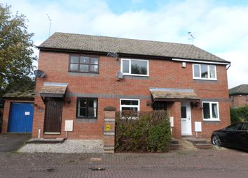 Thumbnail 2 bed terraced house to rent in Byfield Rise, Worcester