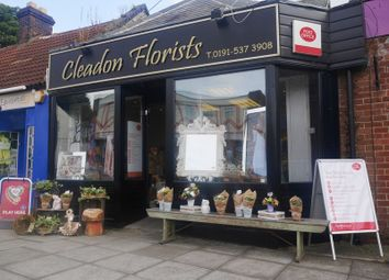 Thumbnail Commercial property for sale in Cleadon Florists, 38 Front Street, Cleadon