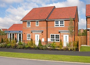 "Thumbnail 2 bed end terrace house for sale in ""Roseberry"" at Ponds Court Business, Genesis Way, Consett"