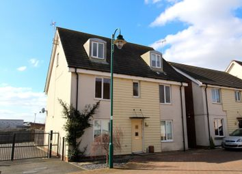 Thumbnail 5 bed detached house for sale in Brickton Road, Peterborough