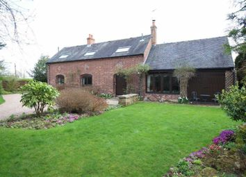Thumbnail 5 bed barn conversion for sale in Ferry Lane, Twyford, Derbyshire