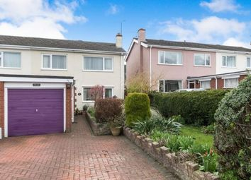 Thumbnail 3 bed semi-detached house for sale in Station Road, Abergele, Llanddulas, Conwy