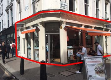 Thumbnail Restaurant/cafe to let in Greville Street, London