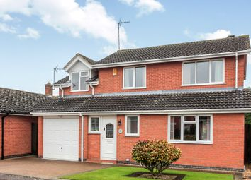 Thumbnail 4 bed detached house for sale in Cheltenham Close, Dogsthorpe, Peterborough