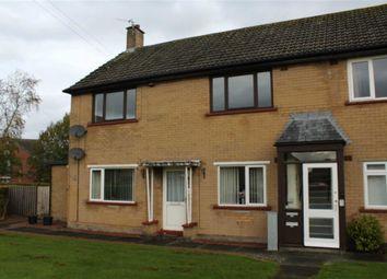 Thumbnail 2 bed flat for sale in Ellesmere Way, Carlisle, Carlisle