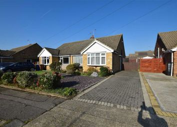 Thumbnail 2 bed semi-detached bungalow for sale in Warburtons, Corringham, Essex