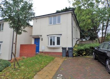 Thumbnail 1 bed maisonette to rent in Pendeen Road, Birmingham