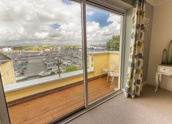 Thumbnail 4 bed town house for sale in Shaw Way, Plymstock