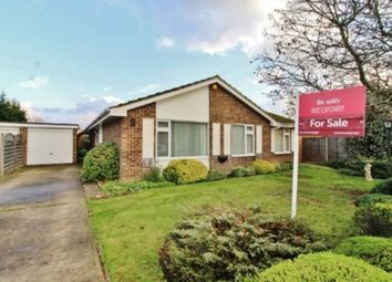Thumbnail 3 bed detached bungalow for sale in Chatsworth Drive, Rushmere St. Andrew, Ipswich