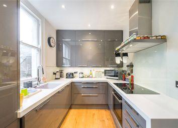 Thumbnail 3 bed flat to rent in Huddleston Road, London