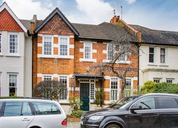 Thumbnail 3 bed terraced house for sale in First Avenue, London