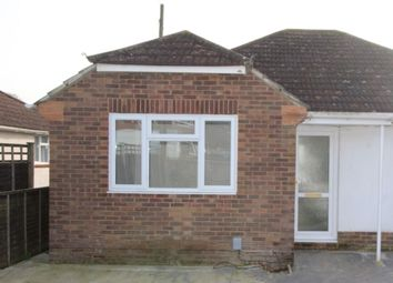 Thumbnail 3 bed bungalow to rent in Rownhams Road, North Baddesley, Southampton