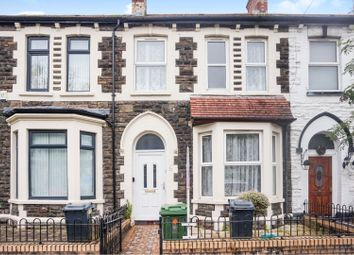 Thumbnail 3 bedroom terraced house for sale in Rawden Place, Cardiff
