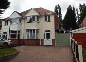 Thumbnail 3 bed semi-detached house for sale in Court Lane, Birmingham, West Midlands