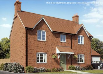 Thumbnail 3 bed detached house for sale in St. Peters Road, Kineton, Warwick
