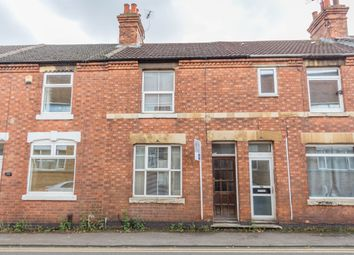 Thumbnail 2 bed terraced house to rent in Wood Street, Kettering