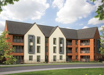 """Glebe Crescent"" at Wavendon, Milton Keynes MK17. 2 bed flat for sale"