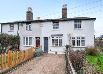 Thumbnail 2 bed terraced house for sale in Rushett Close, Thames Ditton, Surrey