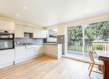 Thumbnail 4 bed semi-detached house to rent in Crest Road, London