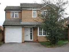 Thumbnail 4 bedroom detached house to rent in Eland Way, Cherry Hinton, Cambridge