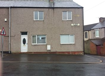 Thumbnail 3 bed end terrace house to rent in St Aidens Terrace, Trimdon Station