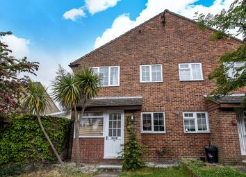 Thumbnail 1 bed end terrace house for sale in St. Benets Close, London