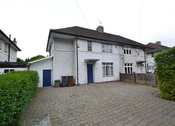 Thumbnail 3 bed semi-detached house for sale in Castle Way, Feltham