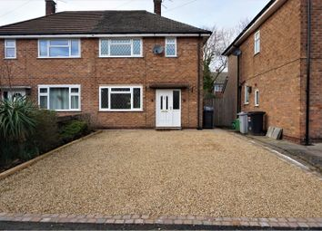Thumbnail 2 bedroom semi-detached house to rent in Ashley Road, Lacey Green, Wilmslow