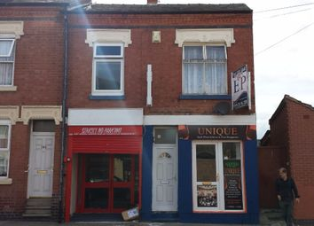 Thumbnail 4 bed flat to rent in Asforsby Street, Off Green Lane Road, Leicester