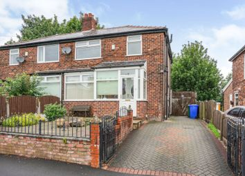 Thumbnail 3 bed semi-detached house for sale in Wilton Road, Manchester