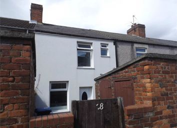 Thumbnail 2 bed terraced house for sale in Pasture Row, Eldon, Bishop Auckland, Durham