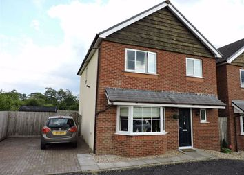Thumbnail 3 bed detached house for sale in Llys Y Parc, Cefneithin, Llanelli