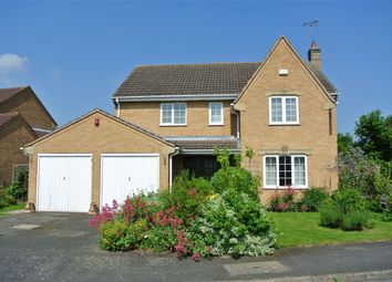 Thumbnail 4 bed detached house for sale in Hamilton Close, Bourne, Lincolnshire