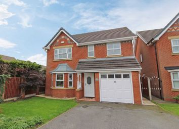 Thumbnail 4 bed detached house for sale in Dunsdale Drive, Ashton In Makerfield, Wigan