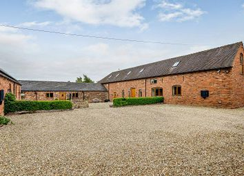 Thumbnail 6 bed barn conversion for sale in Wood Lane, Gratwich, Uttoxeter