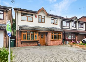 Thumbnail 4 bed detached house for sale in Glenmore Drive, Longford, Coventry, West Midlands