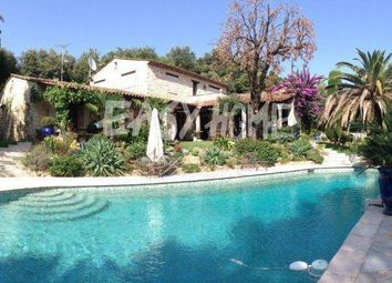 Thumbnail 5 bed villa for sale in Grasse, 06130, France