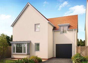"Thumbnail 4 bed detached house for sale in ""The Braunton"" at Primrose, Weston Lane, Totnes"