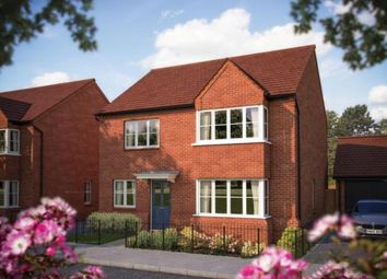 Thumbnail 4 bed detached house for sale in Bidford Leys, Salford Road, Bidford On Avon, Alcester