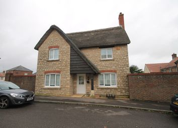 Thumbnail 3 bed detached house for sale in School Drive, Crossways, Dorchester
