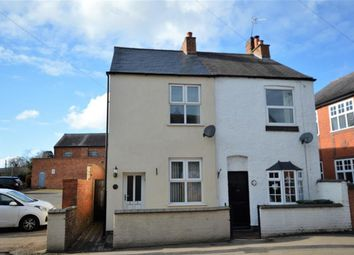 Thumbnail 2 bed semi-detached house to rent in Wigston Street, Countesthorpe, Leicester