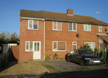 Thumbnail 4 bed semi-detached house for sale in Walden Close, Doddington, March