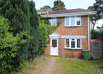 Thumbnail 3 bed end terrace house for sale in Ashmead, Bordon