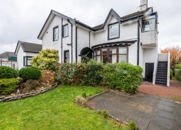 Thumbnail 4 bed flat for sale in Forsyth Grove, Greenock Inverclyde