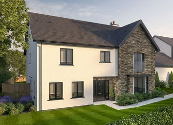 Thumbnail 5 bedroom detached house for sale in Cottrell Gardens, Bonvilston, Cardiff